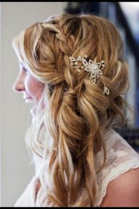 Side Swept Hairstyles For Prom