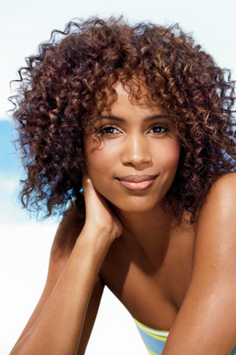 Hairstyles for Curly Hair for Summer
