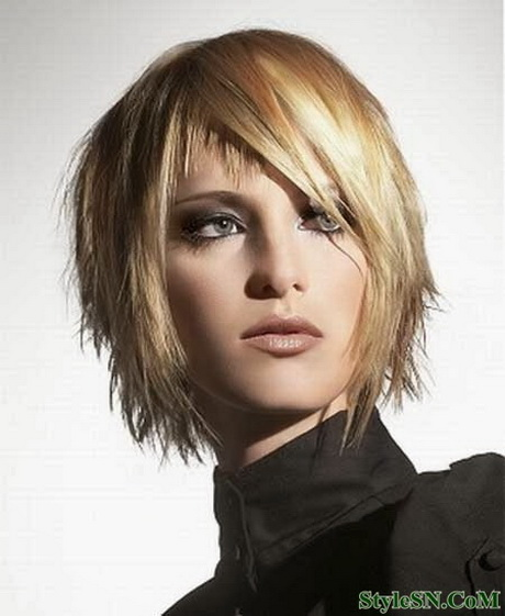 stylish haircuts for short hair trendy hairstyles for 2014 5927 | trendy short hairstyles for 2014 78 12