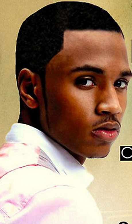 hair styles for black guys trey songz haircut styles cool mens hair trey songz 1226