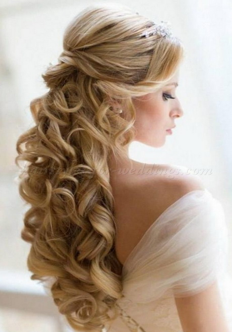 wedding hair up styles for hair wedding hairstyles for hair half up half 4870