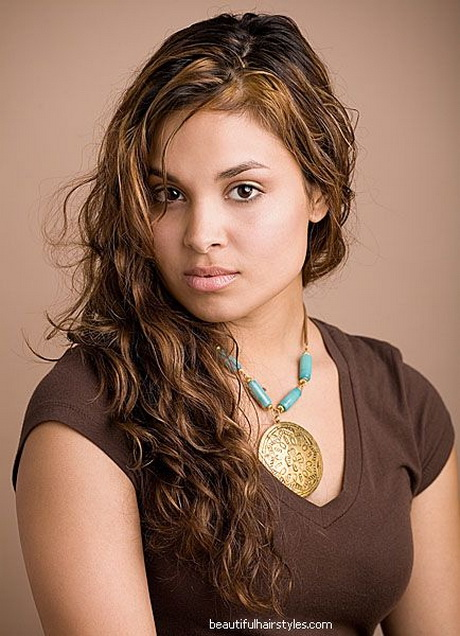 Hairstyles for hispanic women