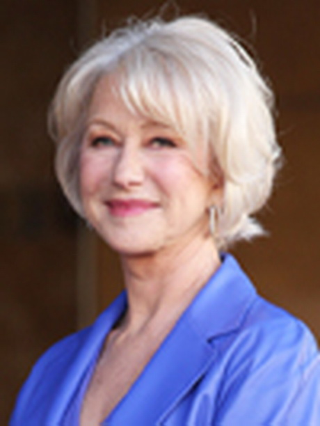 Hairstyles For Women Over 60 Years Old