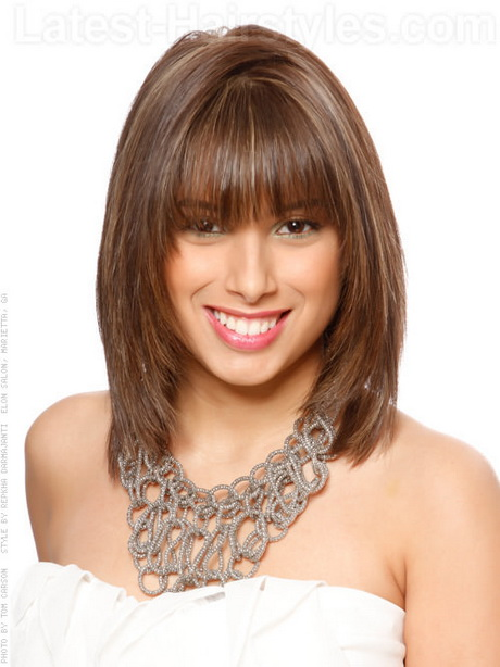 new styles for hair mid length haircuts 8844