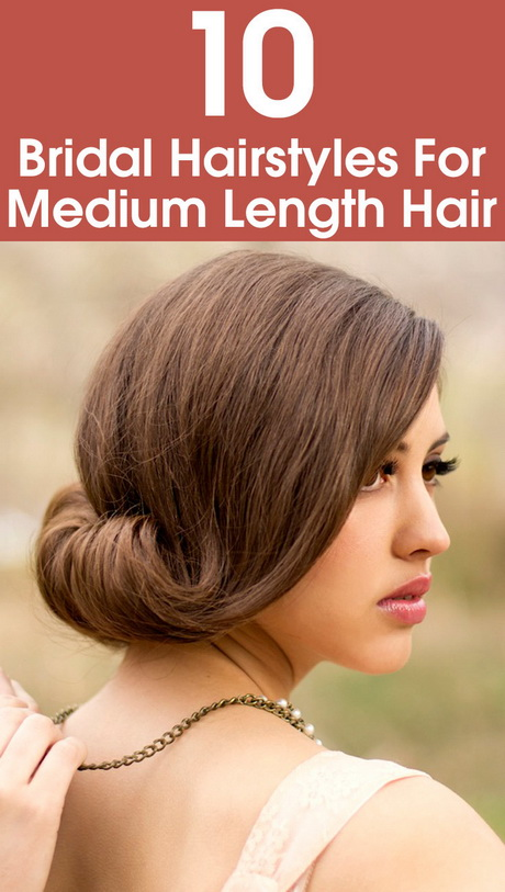 10 Hairstyles For Medium Length Hair