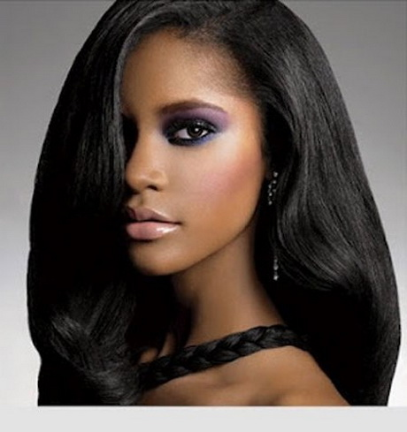 90s hairstyles black