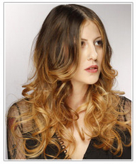 two tone hair color styles hairstyles 2 tone colors 3392
