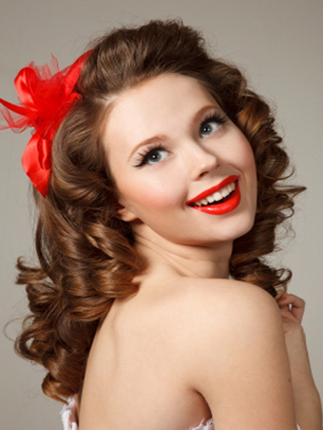 50s style hair and makeup hairstyles 50s 60s 1200