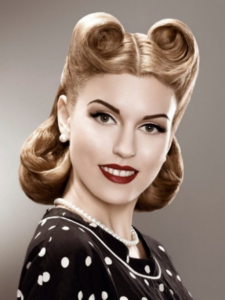 fifties hair style hairstyles 50s 60s 3878