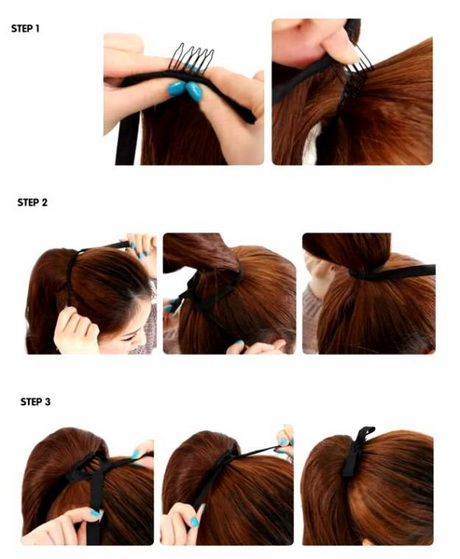 easy hair styles to do at home hairstyles to do for yourself at home hairstyles easy to 6257