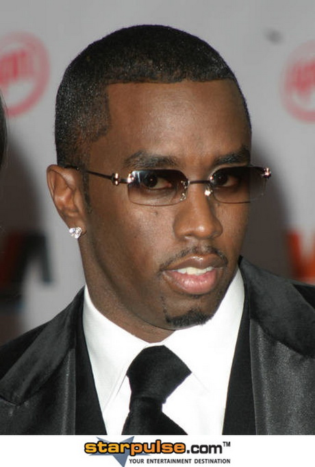 P Diddy Hairstyles