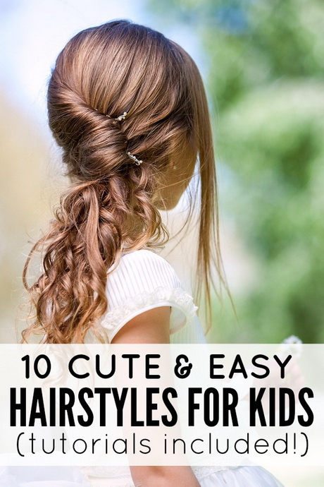 easy ways to style hair for school 10 easy hairstyles for school 8858 | 10 easy hairstyles for school 49 14