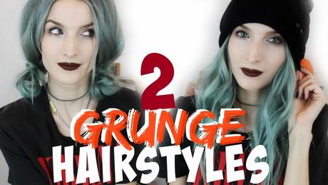 90s Grunge Hairstyles