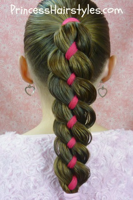 hair styles how to hairstyles 4 strand braid 1705