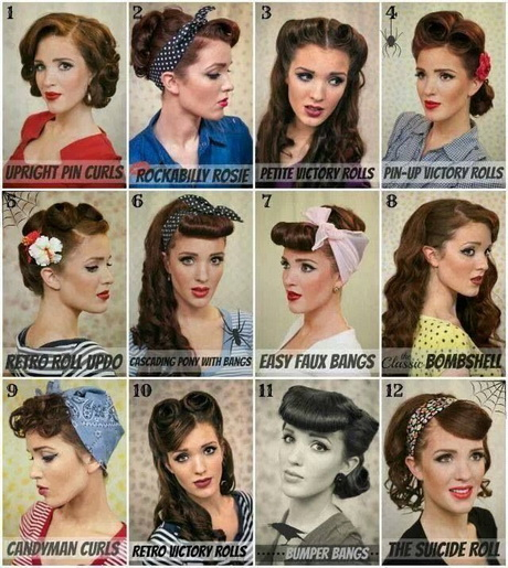 rockabilly hair styles for men hairstyles 50s era 2888 | hairstyles 50s era 82 4