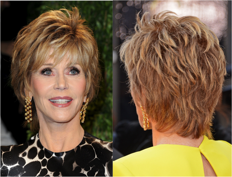 Hairstyles 60 year old woman