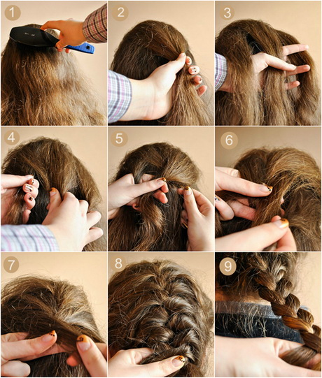 25 Natural Wedding Hairstyles Ideas: Hairstyles Step By Step
