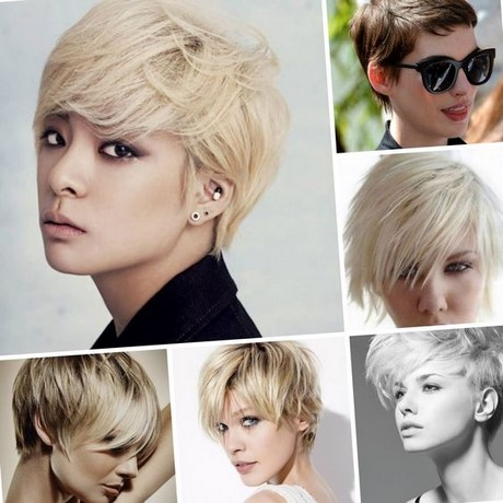 Best short hairstyles for 2017