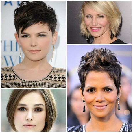 Fall 2017 short hairstyles
