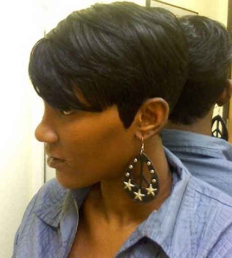 Short Hairstyles For Black Women 2017
