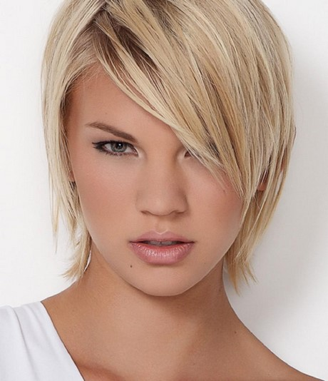Hair Styles For Very Fine Hair: Short Hairstyles For Fine Hair 2017