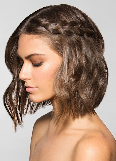 Brilliant The Summer Is The Perfect Time To Let Up On The Styling Products And Tools Glitter Guide Contributor, Caylee Ashwell, Has The Scoop On The Best Hairstyles For The