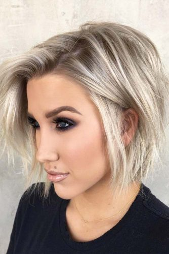 2019 short hair trends