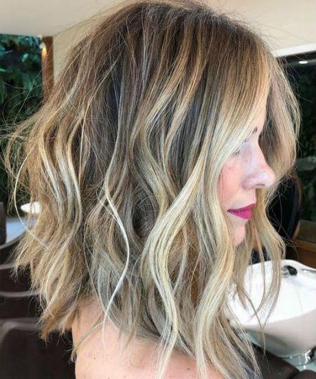 Medium Curly Haircuts 2019