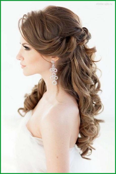 Long hair prom styles 2019