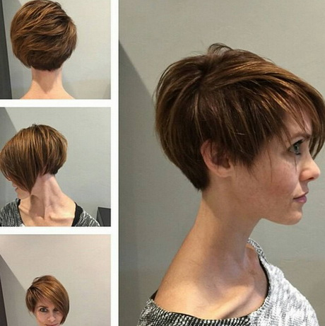 Hairstyles for short hair 2016