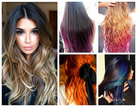 new hair colors and styles new hair color trends 2016 1345