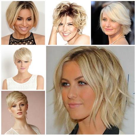 Short hairdos 2016