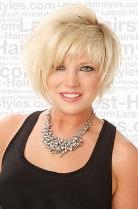 Short Hairstyles For Women Over 50 2016