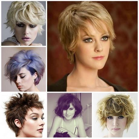 Trendy short hairstyles for women 2016