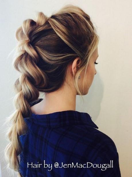 beautiful braids for long hair