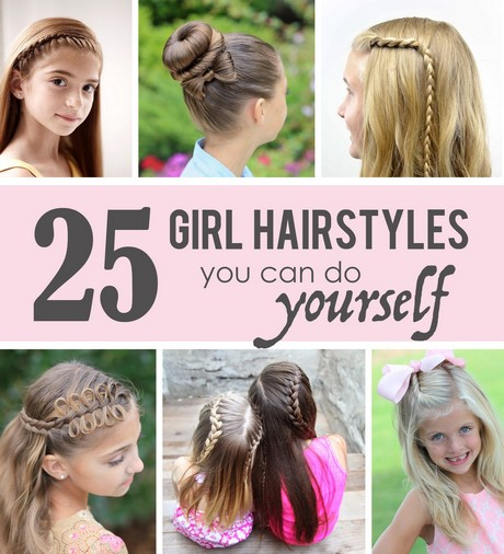 Little Girl Hairstyle Youtube: Braids You Can Do Yourself