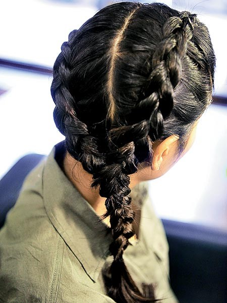 Different Plait Styles