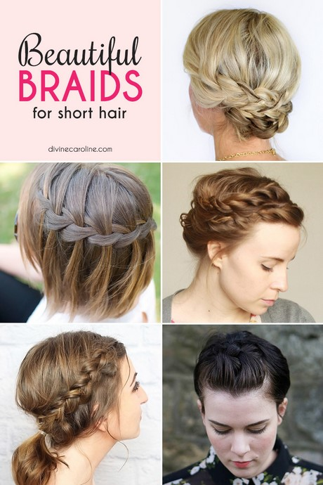 braiding styles for short hair easy braided hairstyles for hair 1742 | easy braided hairstyles for short hair 46 11