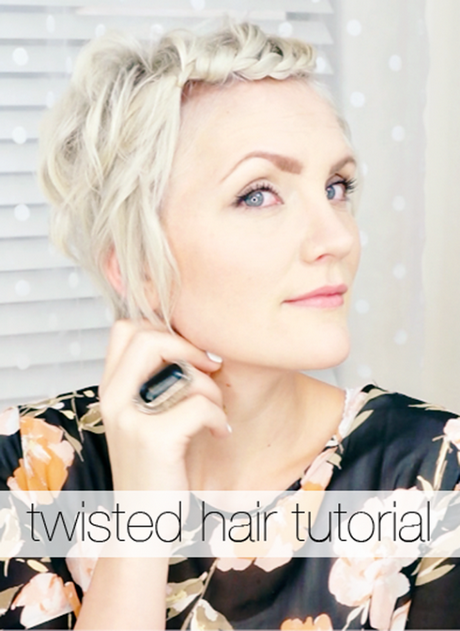 short hairstyles how to style short hair ways to style hair 6552 | good ways to style short hair 54