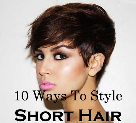 easy ways to style hair ways to style hair 2271