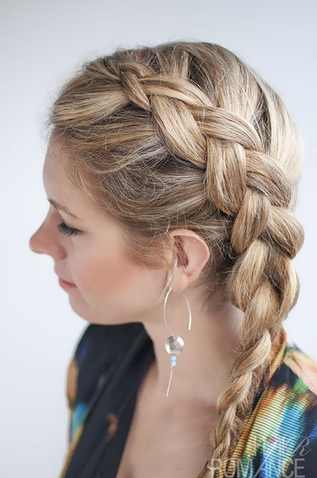 plaits for long hair styles plait hairstyles 4928 | plait hairstyles 01 8
