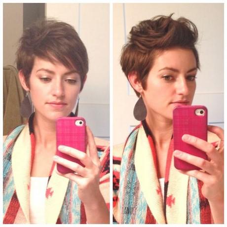 Ways To Style Pixie Haircut