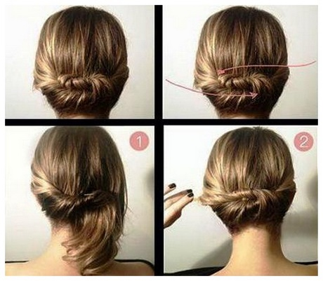 Easy To Do Yourself Updos