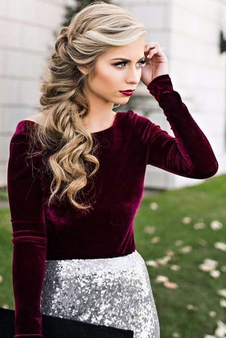matric dance hairstyles for long hair