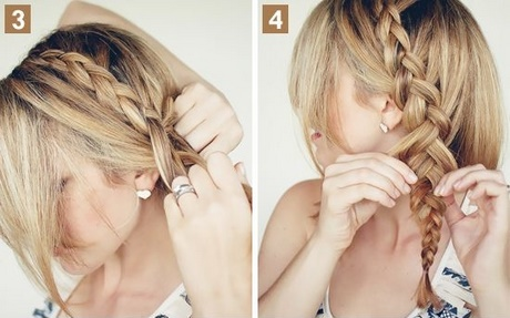 Shoulder Length Updos Easy