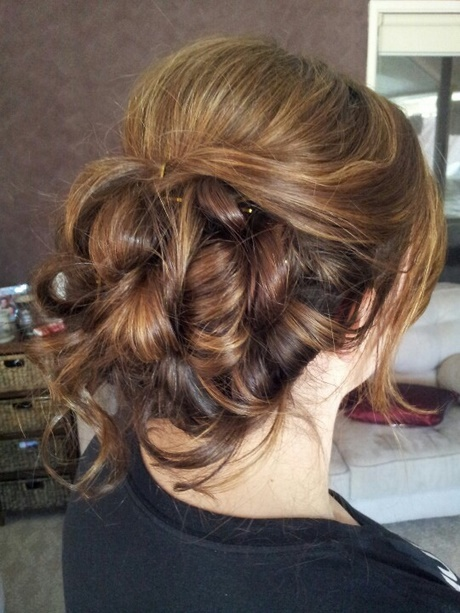 Upstyles For Long Hair For Debs