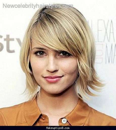 Cute Celebrity Hairstyles 2016