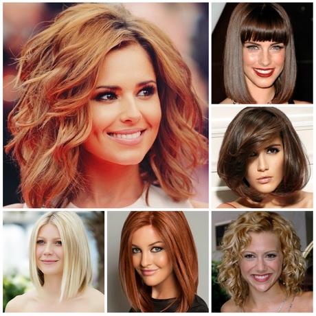 Popular medium length haircuts 2016