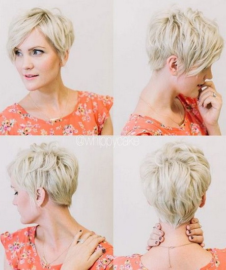Layered Pixie Short Haircuts for Women