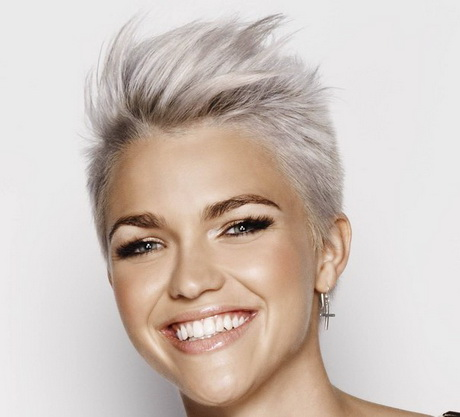 Short modern hairstyles 2016